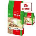 40 + 5 l gratis! 45 l Lettiera Cat's Best Original