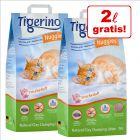 26 + 2 l gratis! 28 l Tigerino Nuggies kattegrus