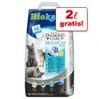 2 l gratis! 8 sau 10 litri Biokat's Diamond Care