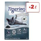 10/12 + 2 l kaupan päälle! 12/14 l Tigerino Special Care -kissanhiekka
