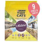 10 l / 30 l Purina Tidy Cats Nature Classic 30% árengedménnyel!
