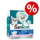 6 l Sanicat Katzenstreu zum Sonderpreis!