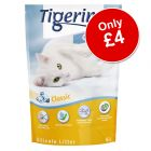 5l Tigerino Crystals Silicate Cat Litter - Only £4!*