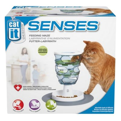 Labyrinthe à aliments Catit Design Senses pour chat