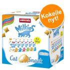 Lajitelma: Animonda Milkies -maitoherkut, neljä makua