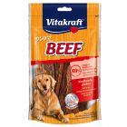 Lamelles de bœuf Vitakraft BEEF pour chien