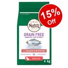 Large Bags Nutro Adult Dry Cat Food - 15% Off!*