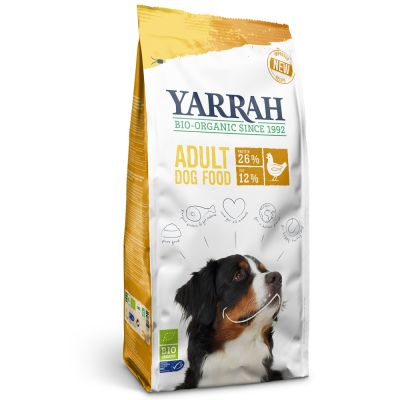 Large Bags Yarrah Organic Dry Dog Food - 15% Off!*
