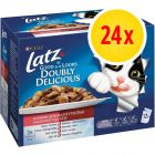 """Latz  ''As good as it looks"""" Doubly Delicious 24 x 100 g"""