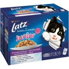 "Latz ""As good as it looks"" Junior 100 g portionspåsar"