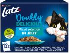 """Latz """"Doubly Delicious - as good as it looks"""" Pouches 12 x 85 g"""