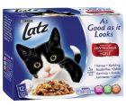 Latz ''Så lækkert som det ser ud'', Kødvarianter