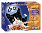 "Latz ""Sensations"", Kødudvalg i sovs"
