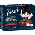 "Latz ""Tasty Shreds"" Pouches 12 x 80 g"