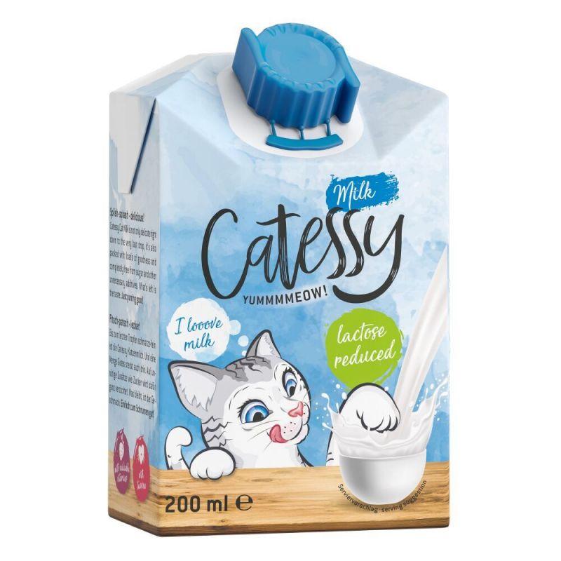 Leche para gatos Catessy