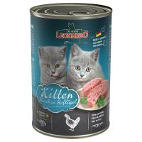 Leonardo All Meat Kitten 6 x 400 g