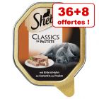 Les Barquettes de Sheba 36 x 85 g + 8 offertes !