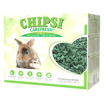 Lettiera Chipsi Carefresh Forest Green