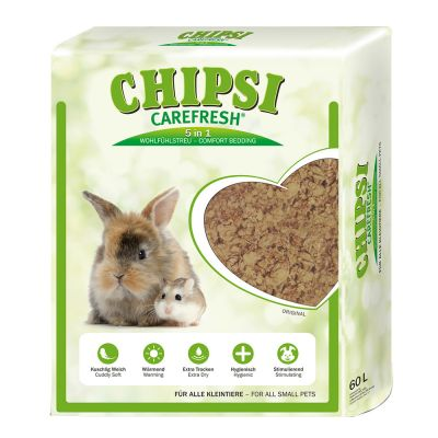 Lettiera Chipsi Carefresh Original