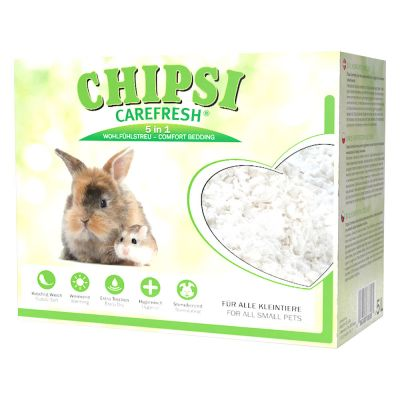 Lettiera Chipsi Carefresh Pure White