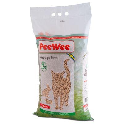 Lettiera PeeWee Wood Pellets