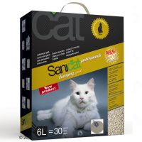 Lettiera Sanicat Clumping Gold