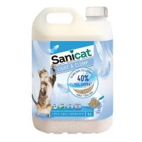 Lettiera Sanicat Light & Clump