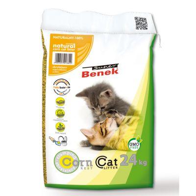Lettiera Super Benek Corn Cat Natural prezzi bassi | zooplus