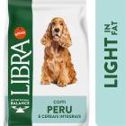 Libra Adult Light com peru ração para cães