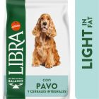 Libra Light con pavo pienso para perros