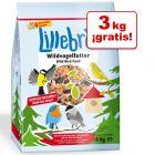 Lillebro comida para aves silvestres 9 + 3 kg ¡gratis!