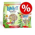 Lillebro hántolt mix: vadmadáreleség + hántolt napraforgómag