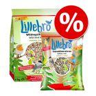Lillebro mix bez ljuski: hrana za divlje ptice + suncokretove sjemenke