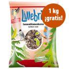 Lillebro pipas de girasol 5 kg en oferta: 4 + 1 kg ¡gratis!
