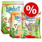 Lillebro Schalenfrei-Mix: Wildvogelfutter + Erdnusskerne + Sonnenblumenkerne