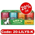Lily's Kitchen Grain Free Multipack