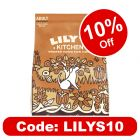 Lily's Kitchen Adult Dry Dog Food - Chicken, Duck & Sweet Potatoes