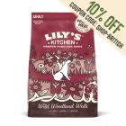 Lily's Kitchen Adult Dry Dog Food - Duck, Salmon & Venison
