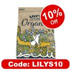 Lily's Kitchen Adult Dry Dog Food - Organic Chicken & Vegetables