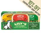 Lily's Kitchen Classic Trays Multipack