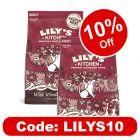 Lily's Kitchen Dry Dog Food Economy Packs