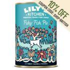 Lily's Kitchen Fishy Fish Pie