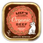 Lily's Kitchen Organic Beef Wet Cat Food