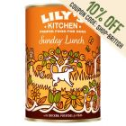 Lily's Kitchen Sunday Lunch