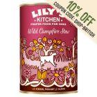 Lily's Kitchen Wild Campfire Stew