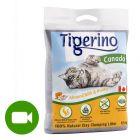 Limited Edition: Tigerino Canada Kattenbakvulling- Amandelmelk & Honing-geur