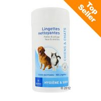 Lingettes nettoyantes multi-usages Demavic