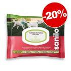 Lingettes Sanilove pour chien et chat : 20 % de remise !
