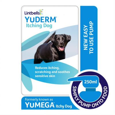 Lintbells YuDERM Itching Dog Supplement