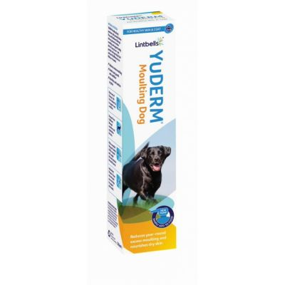 Lintbells YuDERM Moulting Dog Supplement